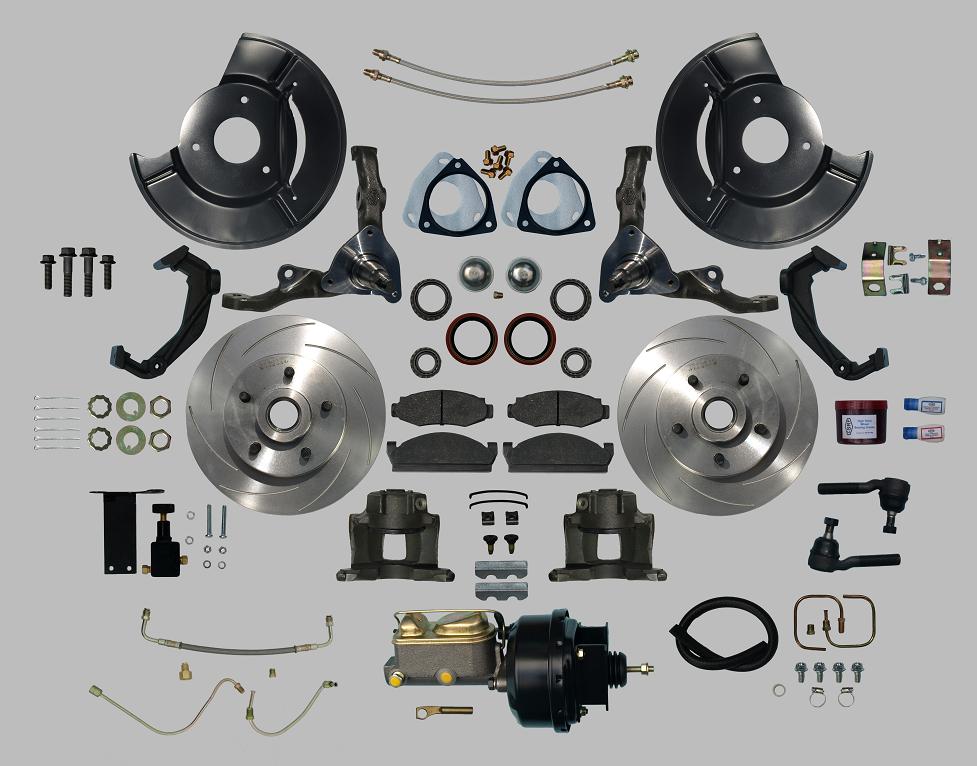 CSRP Disc Brake Conversion Kits (Catalog)