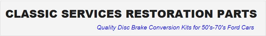 Classic Services Restoration Parts